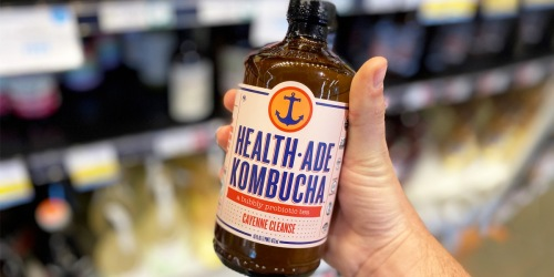 Health-Ade Kombucha Buy 1, Get 1 Free Sale at Whole Foods for Amazon Prime Members