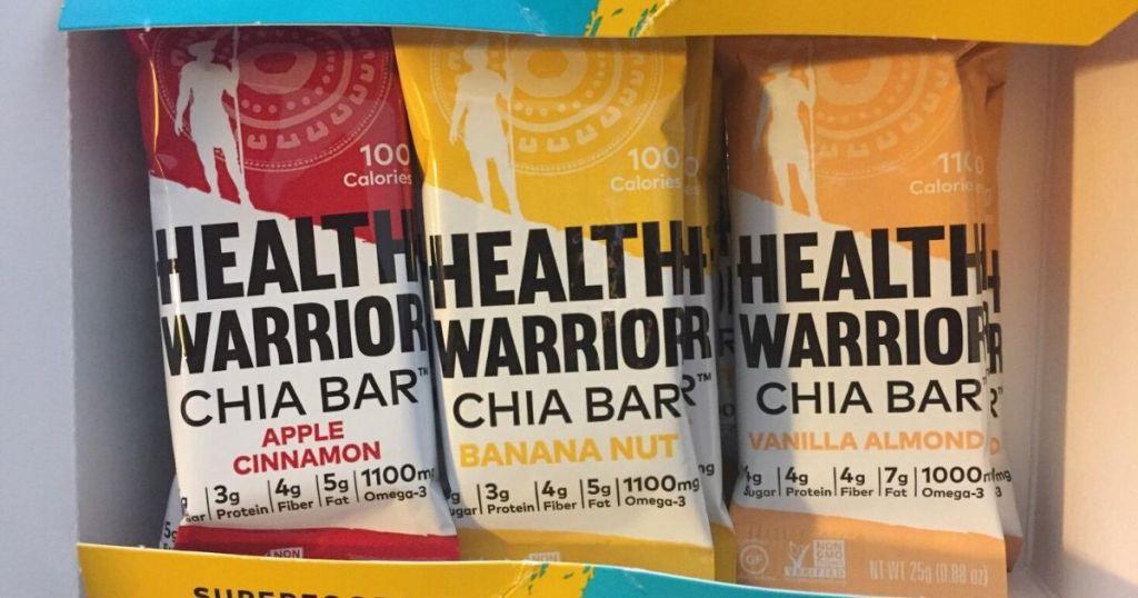 box of health bars