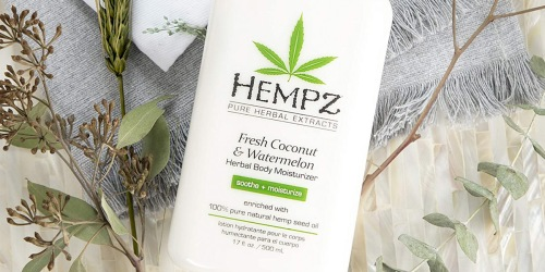 $5 Off $20 Beauty Product Purchase on Amazon | Save on Hempz Lotion, Axe Body Wash & More