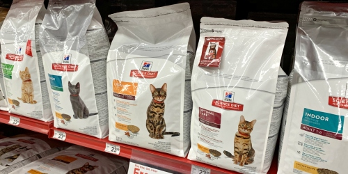 40% Off Bagged Dog & Cat Food for Petco Pals Rewards Members