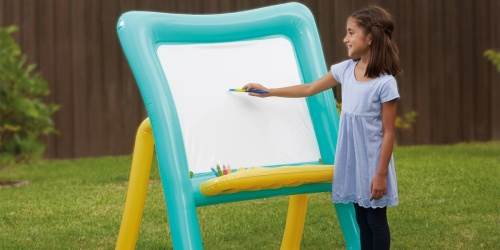Inflatable Easel by Creatology Only $19.99 on Michaels (Regularly $30)