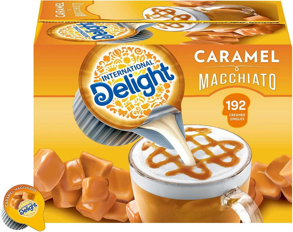 International Delight Creamer 192-count box