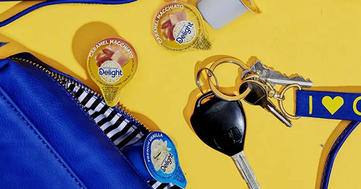 International Delight Creamer Cups-2
