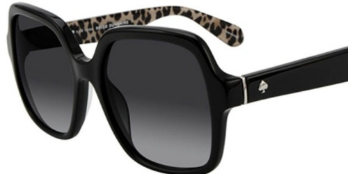 Kate Spade Oversized Sunglasses Only $42 Shipped (Regularly $180)