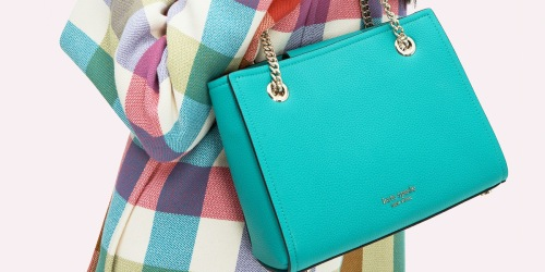 Up to 70% Off Kate Spade Bags & Wallets + Free Shipping