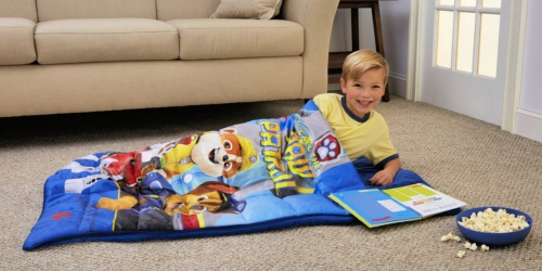 Kids Character Weighted Sleeping Bags & Blankets from $15.97 on Walmart.com (Regularly up to $60)