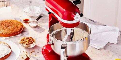 KitchenAid Professional 6-Quart Mixer Just $239.99 Shipped on Costco.com (Regularly $330)