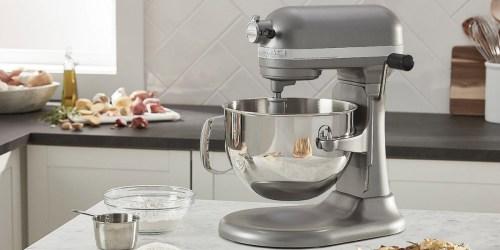 KitchenAid Professional Stand Mixer Just $179.99 Shipped (Regularly $400)