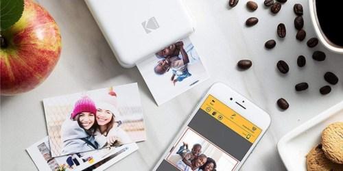 Kodak Mini Photo Printer Only $44.99 Shipped (Regularly $100)