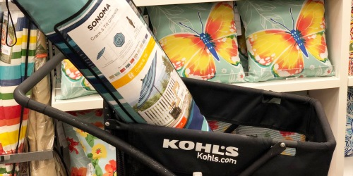 GO! Up to 40% Off Your Entire Kohl's Purchase & Earn Kohl's Cash (Check Your Inbox)