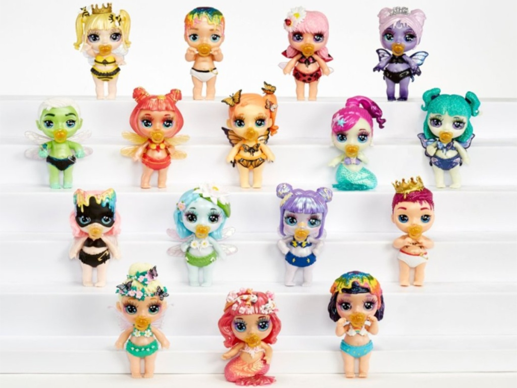 L.O.L. Surprise! Rainbow Surprise Fantasy Friends Dolls