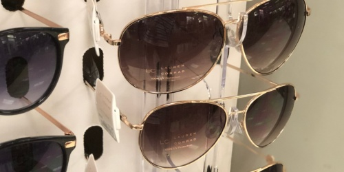 Women's Sunglasses from $4.49 for Kohl's Cardholders (Regularly $20+) | LC Lauren Conrad, Apt. 9 & More