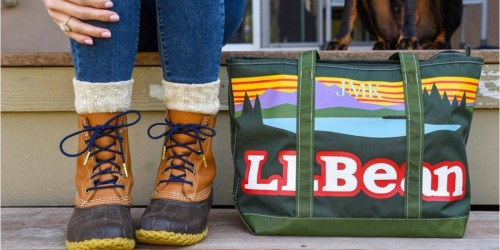 L.L. Bean $50 Gift Card Just $39.99 Shipped for B.J.'s Wholesale Club Members