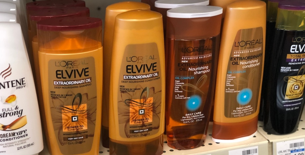 L'Oreal Elvive at CVS