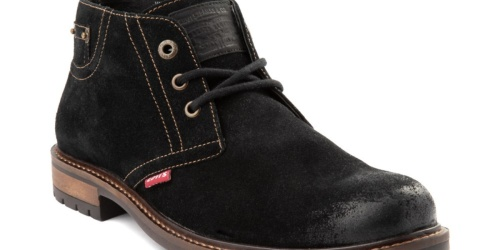 Levi's Men's Chukka Boots as Low as $17.49 Shipped on Journeys.com
