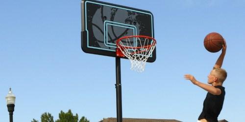 Portable Basketball Hoop Only $89.99 Shipped on Walmart.com (Regularly $150)