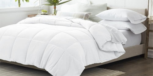 Linens & Hutch Down Alternative Comforters from $27 + Free Shipping