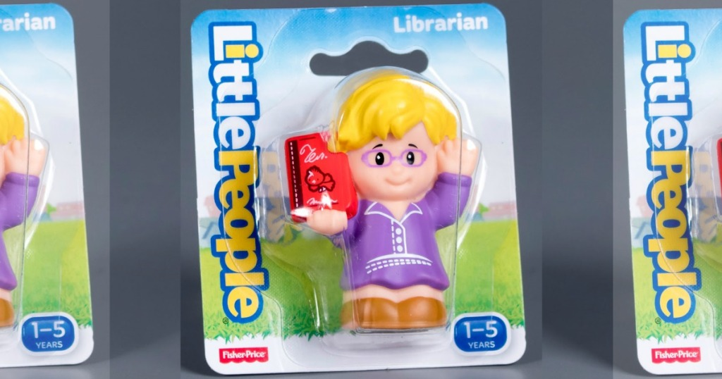 Little People Librarian
