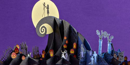 Lovepop 3D Halloween Cards Now Available | Nightmare Before Christmas, Hocus Pocus & More