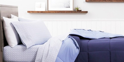 Martha Stewart Down Alternative Comforter ANY Size Only $19.99 on Macys.com (Regularly up to $130)