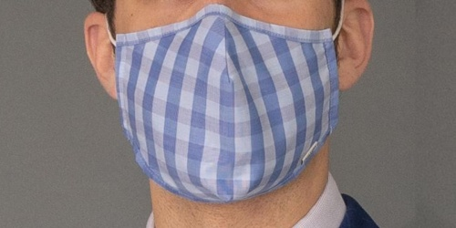 Twillory Men's Non-Medical Face Masks from $9.90 Each Shipped