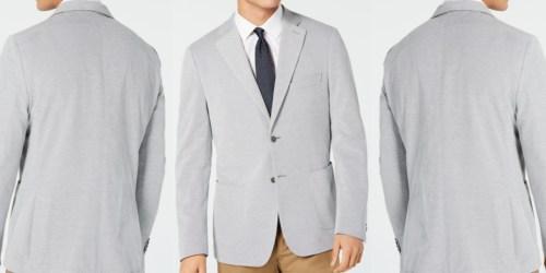 Up to 85% Off Men's Suit Separates on Macys.com | Michael Kors, Calvin Klein & More