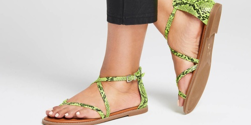Up to 80% Off Women's Footwear on DSW.com + Free Shipping