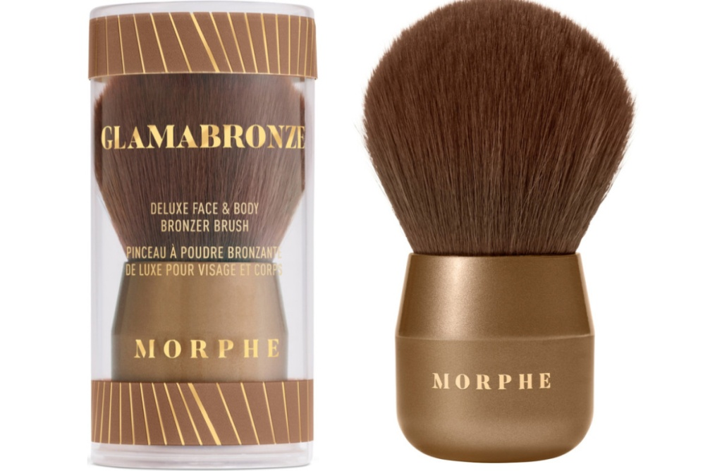 Glamabronze morphe brush