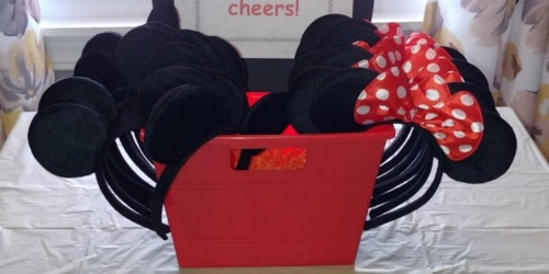 Set of 20 Mouse Ears Just $9.99 on Amazon | Perfect Party Favors