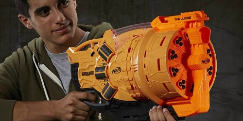 NERF Doomlands The Judge Blaster Only $24.99 on Amazon (Regularly $60)