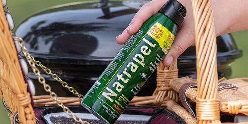 Natrapel 12-Hour Insect Repellent Spray Only $4.99 on Amazon (Regularly $9)