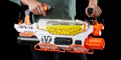 NERF Rival Prometheus Blaster w/ 200 Rounds Only $74.99 Shipped on Walmart.com (Regularly $200)