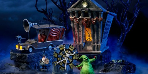 Recreate Disney's The Nightmare Before Christmas at Home w/ This Collection on Amazon