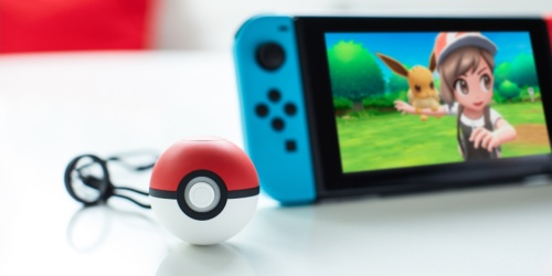 Nintendo Switch Poké Ball Plus Only $19.99 on GameStop.com (Regularly $50)
