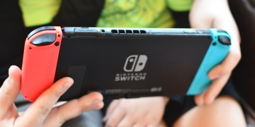 Nintendo Switch Bundle Only $349.99 Shipped on Costco.com (Over $400 Value)