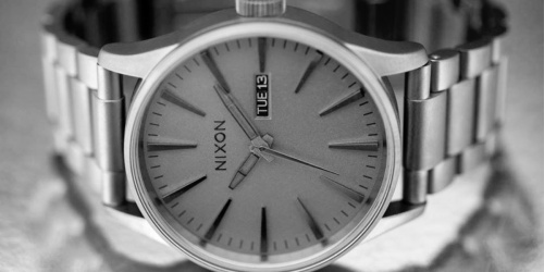 Up to 80% Off Nixon Watches (Great Father's Day Gift!)
