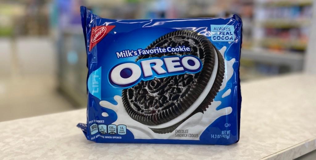 OREO cookies at Walgreens