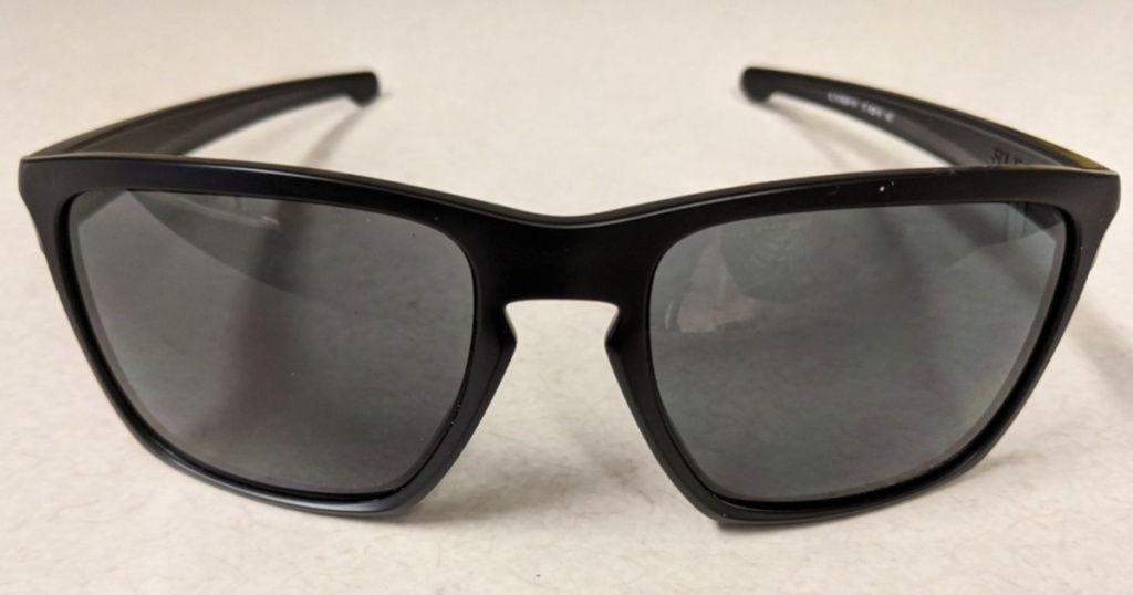 Oakley Men's Sliver XL Polarized Sunglasses