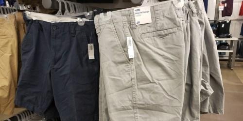 Old Navy Men's & Women's Shorts Only $8 (Regularly $25+)