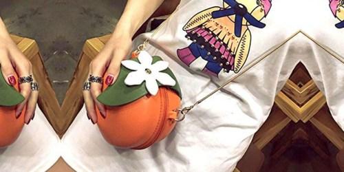 Orange Fruit Crossbody Bag Just $20.99 on Amazon