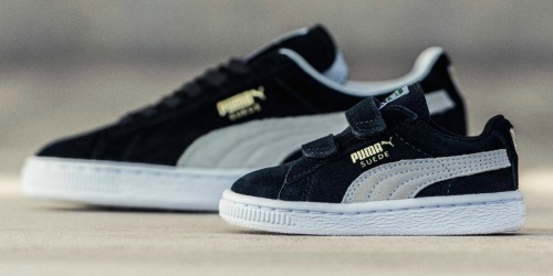 PUMA Toddler Sneakers Only $16 (Regularly $35)