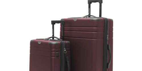 Pathfinder 2-Piece Hardside Spinner Luggage Set Only $39.97 Shipped on Costco (Regularly $100)