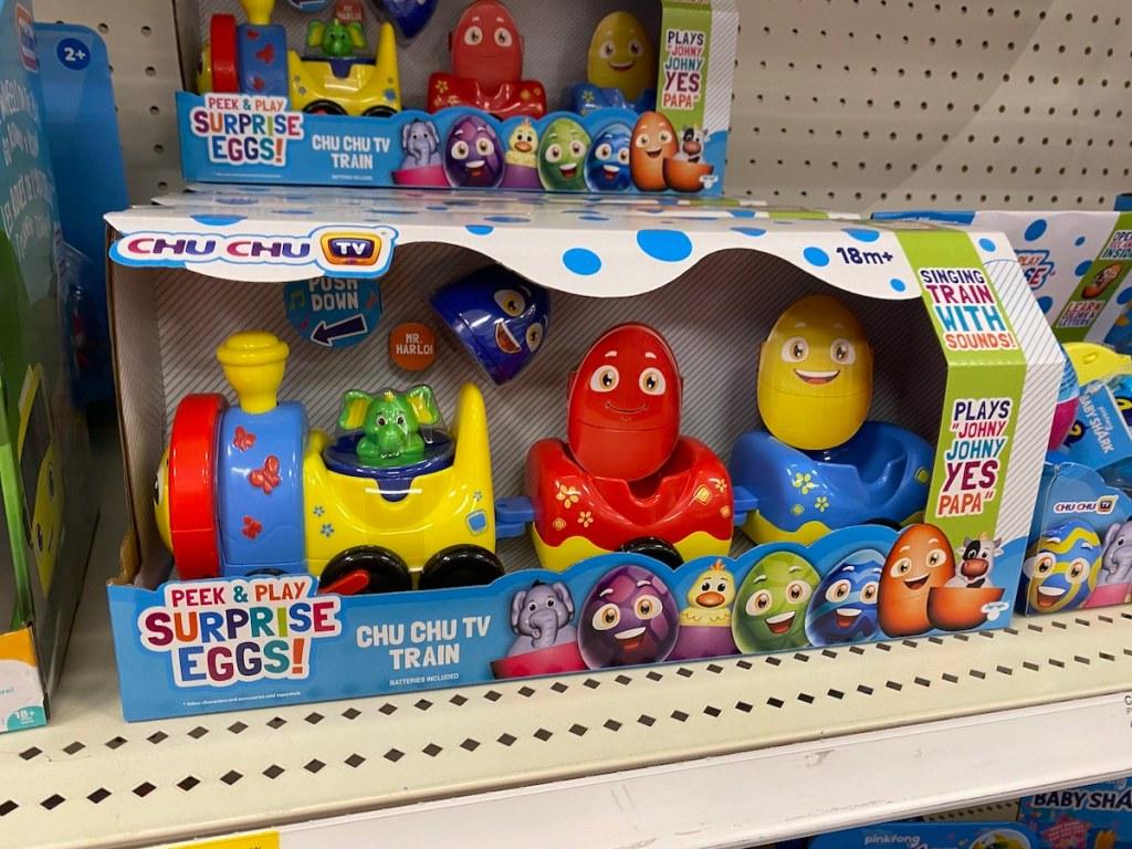 Peek Play Surprise Eggs