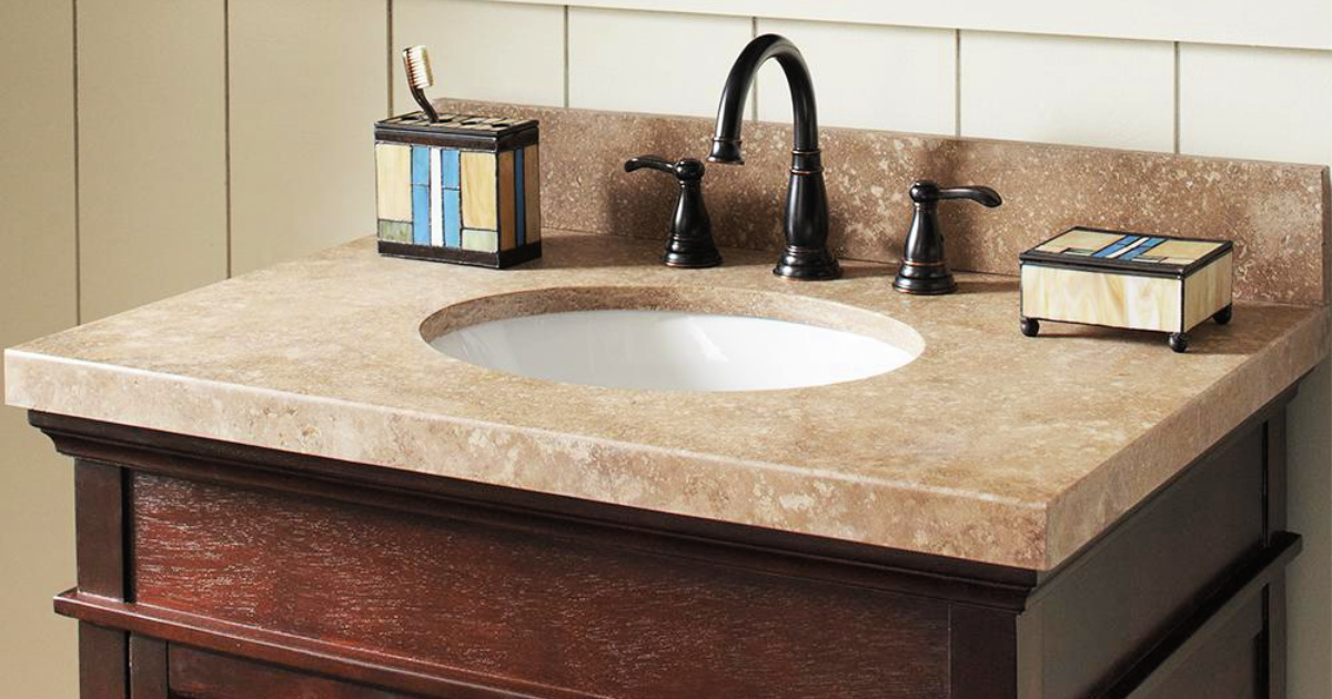 Bathroom Vanity Tops From 92 Shipped, Pegasus Bathroom Vanity