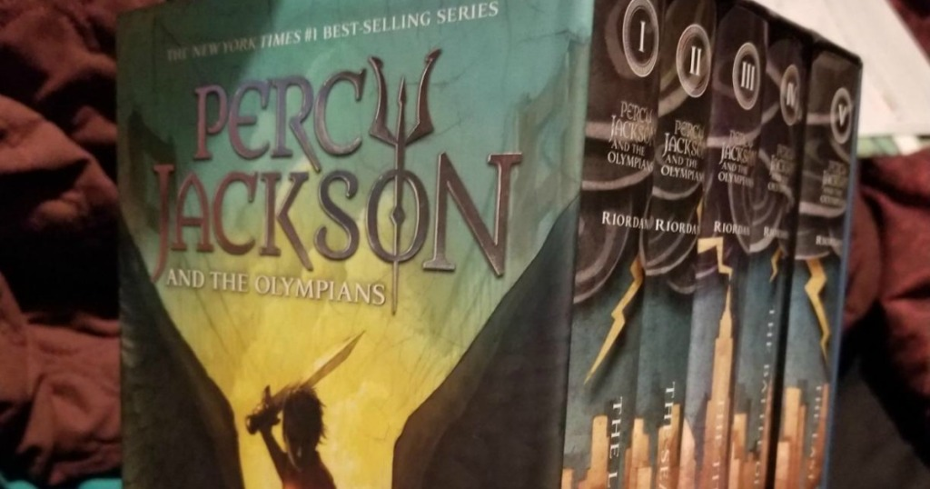 Percy Jackson Kotak Set