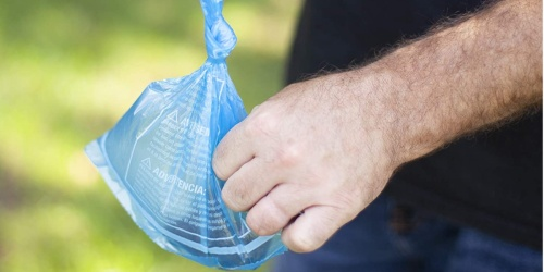 Arm & Hammer Disposable Pet Waste Bags 180-Count Only $6.40 Shipped on Amazon (Regularly $15)