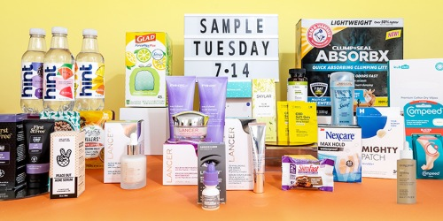 FREE PINCHme Product Samples Live Today at 12PM EST/10AM MST