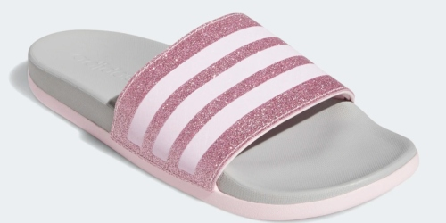 Adidas Slides Only $18.90 Shipped (Regularly $30), Soccer Ball Only $5.60 Shipped, & More!