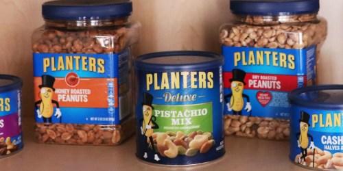 Planters Pistachio Mix 14.5oz Only $7.39 Shipped on Amazon