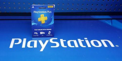 Playstation Plus Digital 1-Year Membership Just $29.59 (Regularly $60)